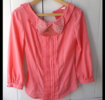 турецкая блуза в Кыргызстан: Красивая турецкая блузка. размер 46