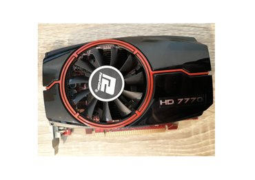 Powercolor hd 7770 1gb ddr5  grafička karta u odličnom stanju, - Cacak