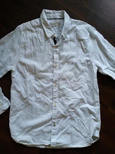Košulja za dečaka. Veličina 10 - Ruma