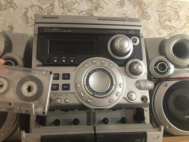 диски музыка в Кыргызстан: Аудиосистема от SAMSUNG. В хорошем качестве, работает исправно. 2 касе