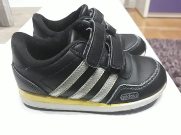 Original Adidas patike za decaka, maksimalno ocuvane! Broj 25 - Valjevo