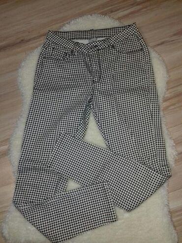 Pantalone pamuk polyester - Srbija: Pantalone pamuk elastin nove