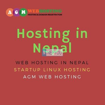 Buy the best Linux hosting startup at Just NPR.699/year buy AGM Web
