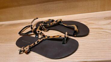 Top shop sandale nove kozne 41