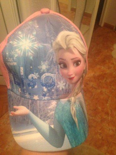 Kacketi - Srbija: Frozen kacket samo nov,pogledajte i ostale stvari. Saljem brzom postom