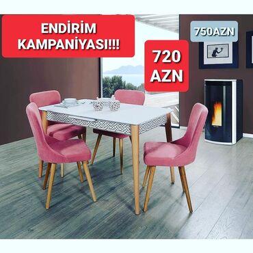 baki tekstil fabriki elaqe - Azərbaycan: Metbex ucun stol stul 4neferlikAlways star fabrikiTurkiye