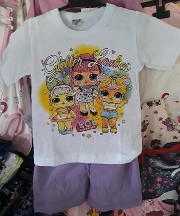 Dečija odeća i obuća | Novi Sad: LOL pidžame za devojčice, veličine od 2-12