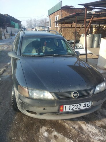 продаю опель вектра расход меньше чем матиз в отл состоянии в Бишкек