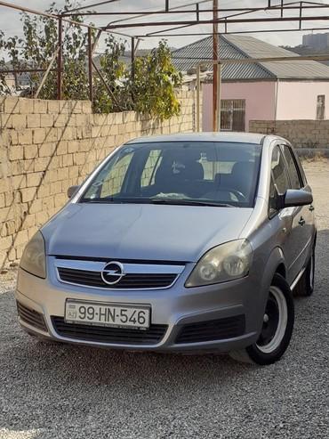 Opel Azərbaycanda: Opel Zafira 2.2 l. 2005 | 335000 km