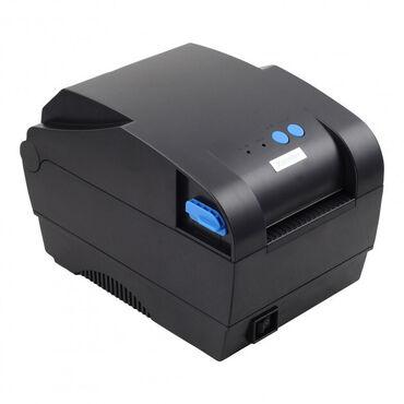 Принтер этикеток и чеков 2 в 1 Xprinter XP-330B термопринтер наклеек U