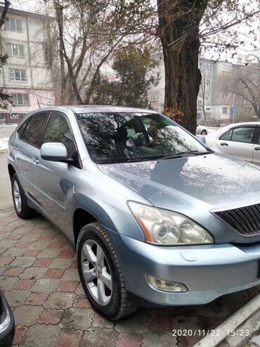 автомобильные шины для внедорожников в Кыргызстан: Lexus RX 3.3 л. 2003