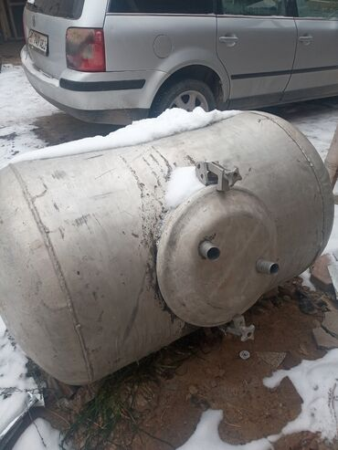 Все для дома и сада - Сокулук: Продам Алюминиевую бочку 600л