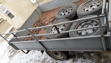 transport v gory в Кыргызстан: Продается легковой прицеп.Состояние хор,самодельный имеется все