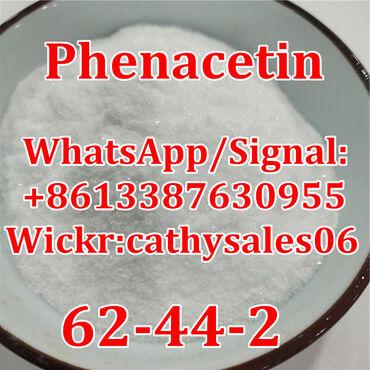 Us European Phenacetin Fenacetina Raw Shiny Powder 62-44-2Product