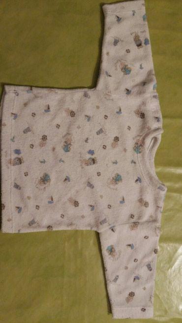 Majica na dug rukav za bebe vel.2god.polovna i ocuvana - Petrovac na Mlavi