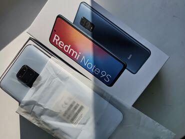 Новый Xiaomi Redmi Note 9S 128 ГБ Белый