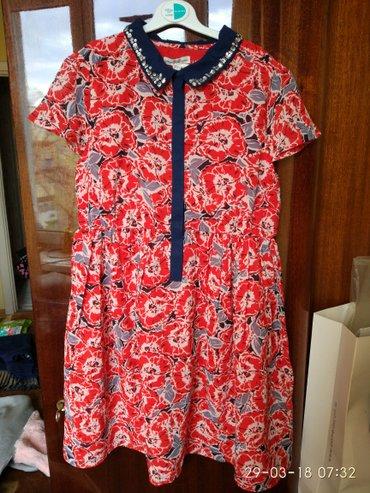Платье 12-13 лет из англии сшито в индии в Бишкек