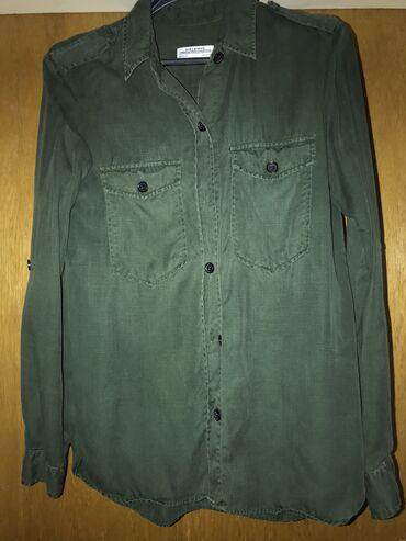 Zara nova kosulja, moze i kao jaknica, kupljena u Lindonu