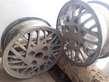 4 114 3 диски в Кыргызстан: Срочно продам 4 диска р14 разбалтовка 4/114.3
