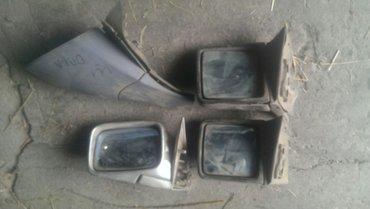 зеркалы заднего виды бмв520.мерс 124. и опел цена за каждый 2000. сом в Ош