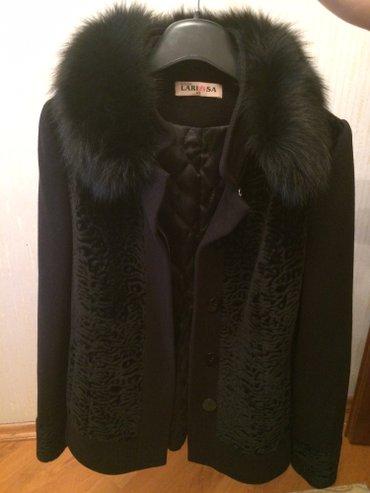 Bakı şəhərində Kaşmir palto, az geyinilib, tezedir. Tecili  satilir