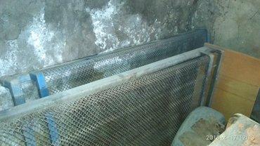 Продаю железные кровати сделано в СССР, состояние самой сетки в Беловодское