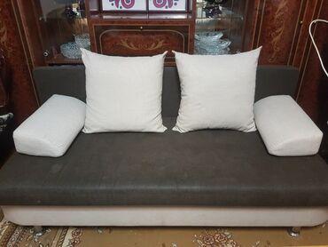 staryj divan sovetskij в Кыргызстан: Добротный, большой диван б/у, но в отличном состоянии. Требуется