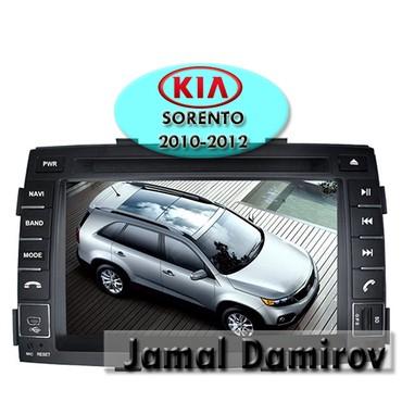 Bakı şəhərində Kia Sorento 2010-2012 üçün DVD-monitor.