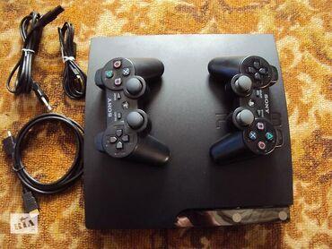 sony hdv 1000 в Кыргызстан: Sony Playstation 3 2джойстик 7играсы бар Кабелдери баары бар  Ошто