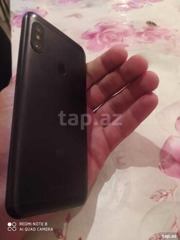 bez dəyişmək üçün stollu komod - Azərbaycan: İşlənmiş Xiaomi Mi A2 Lite 64 GB qara