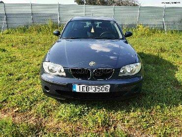 BMW 116 1.6 l. 2007 | 320000 km
