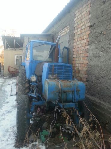 Юмз - Кыргызстан: Трактор ЮМЗ