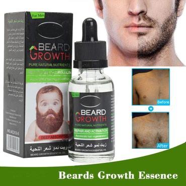 Məhsul haqqındabeard growth serum saç və saqqal serumubeard growth