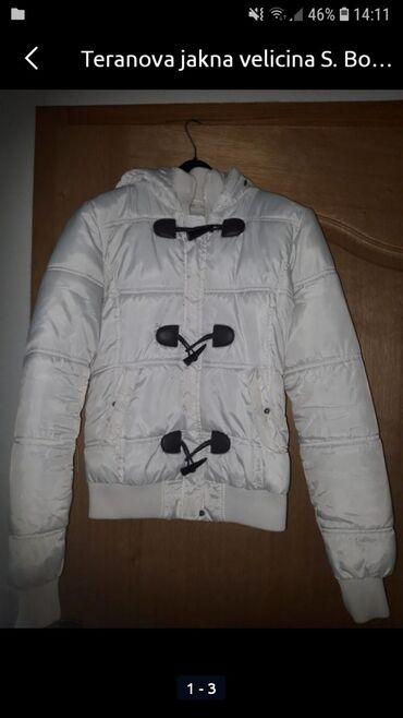 Terranova jakna S velicina Sa kapuljacom Ima malu ogrebotinu na rukavu