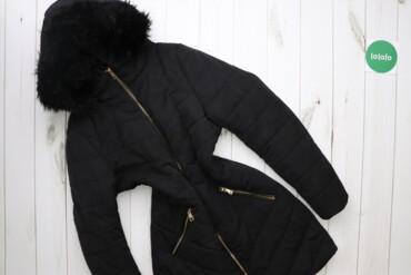 Жіноча зимова куртка H&M, р. L    Довжина: 85 см Ширина плечей: 41