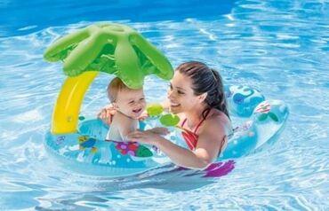 Dubak - Srbija: Intex My Baby Float dubak za vodu na naduvavanje    Cena: 2550 din