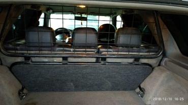 Продаю перегородку в багажник на в Сокулук