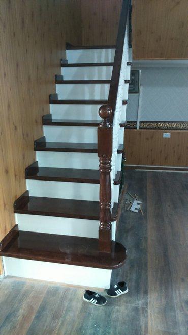 Изготавливаем лестницы и другие в Бишкек