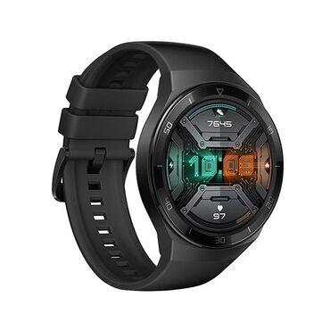 Smart Watch (pametni sat) Huawei Watch GT 2e (Hector-B19S) crni FULL