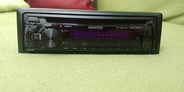 Audio oprema za auto   Srbija: Kenwood radio za automobil