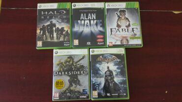 Xbox 360 & Xbox в Кыргызстан: Продаётся игры на Xbox 360