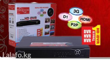 Techcom SSD-TV-675 ТВ тюнер для компьютера. в Бишкек