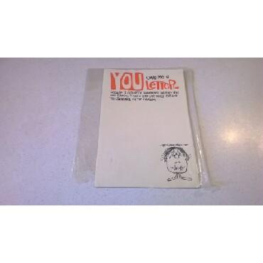 6 επιστολόχαρτα παλαιά - δεκαετίας 1980