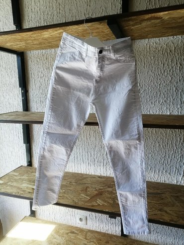 | Kovacica: Ženske pantaloneMade in TurkeyNOVE!! U više veličinaS L M XLCena: 1500