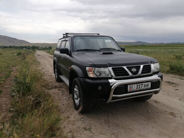 avtomobil-nissan-march в Кыргызстан: Nissan Patrol 3 л. 2000 | 3000 км