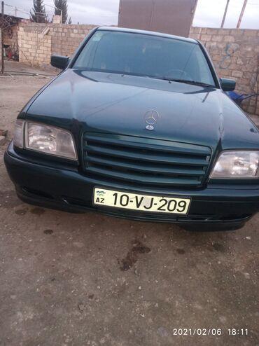 Mercedes-Benz C 180 1.8 l. 1994   450000 km