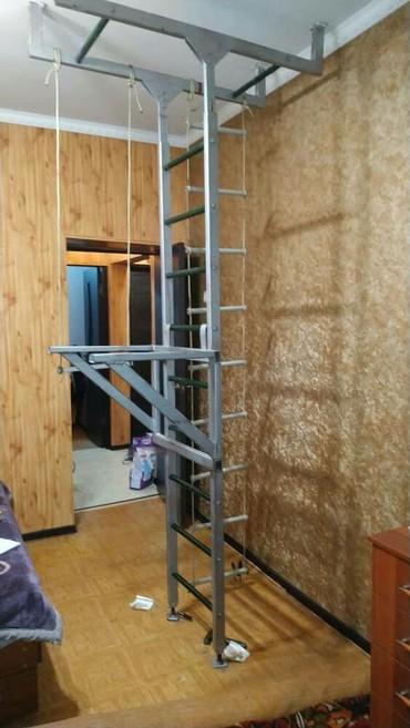turnik-bu в Кыргызстан: Продается шведская стенка.брусья съемные.все вопросы в л.с или ватсап