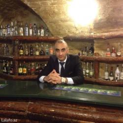 Bakı şəhərində администратор,менеджер ресторана с большим опытом. стаж 9 лет как в Ба