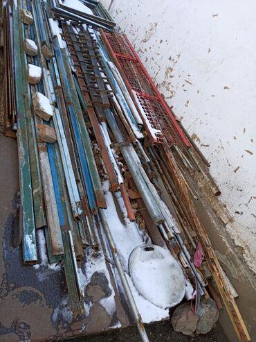 Ремонт и строительство - Кемин: Продам разных строительные материалы СССР ! Количество около 3 тонн!