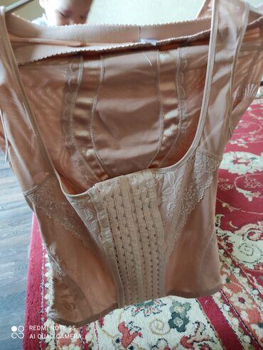 Другая женская одежда - Кыргызстан: Жаны карсет трусасы менен